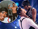 Strictly's AJ Odudu 'is falling for dance partner Kai Widdrington'