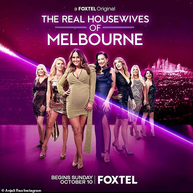 Coming soon:The fifth season of The Real Housewives of Melbourne premieres on Foxtel on October 10
