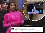 Kim Kardashian gets support from family and friends during the reality star's SNL debut