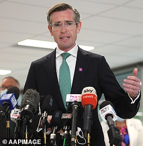 NSW Premier Dominic Perrottet's revised freedom plan will kick off on Monday, October 11