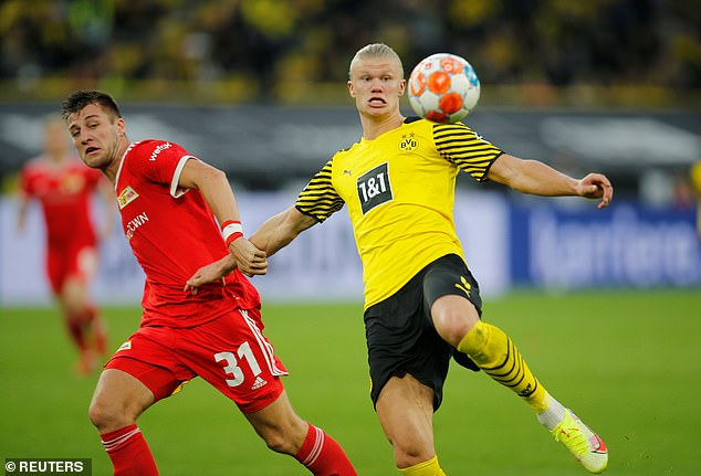 Vlahovic believes with 'commitment' he can match the levels set by Erling Haaland