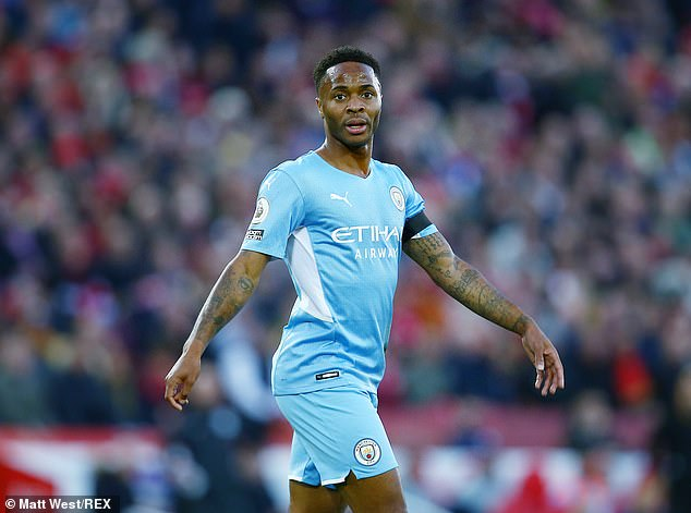 Ian Wright believes that Raheem Sterling has to resolve his Manchester City future