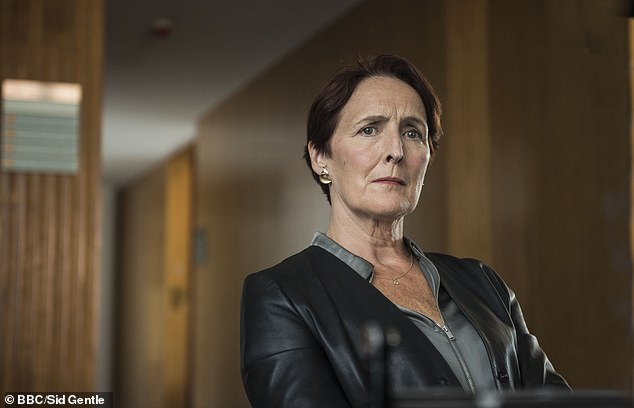 Complex Character: Fiona described her character in Killing Eve as 'a bag of monkeys, i don't ever know what she is up to