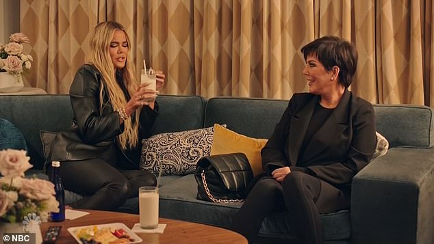 Comedy debut! Khloe Kardashian and Kris Jenner continued to surprise the SNL audience with another cameo in a sketch during Kim Kardashian's debut where she swapped lives with Aidy Bryant