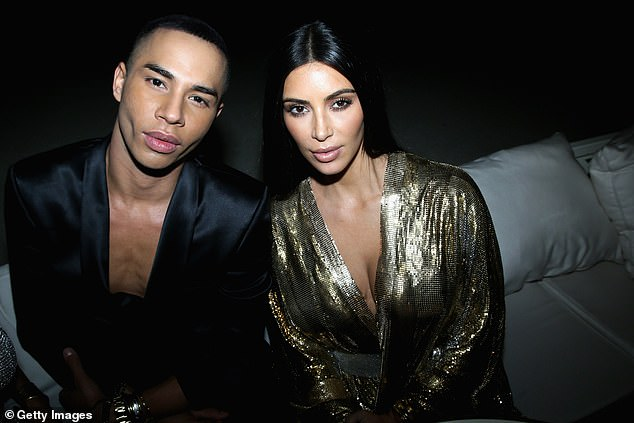 , Olivier Rousteing reveals he suffered shocking burns when his fireplace exploded, The Today News USA