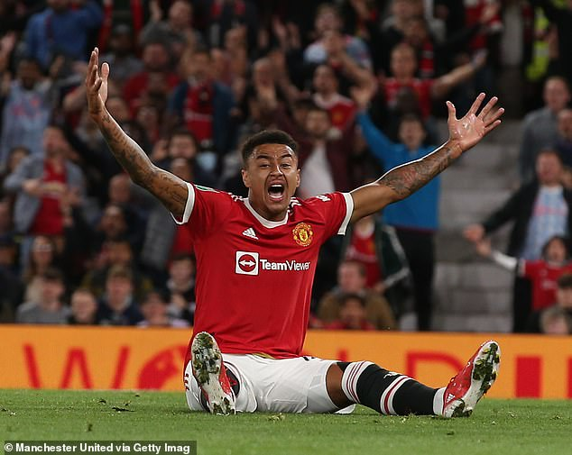 Lingard could be open to a move after failing to cement a regular place in the squad at United