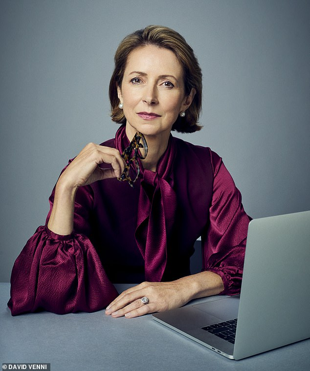 Helena Morrissey (pictured), who worked in the male-dominated finance industry for three decades, reveals how enhancing your style can boost your career