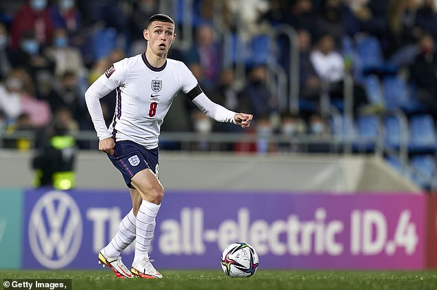 Phil Foden had a phenomenal game against Andorra on Saturday in England's qualifier