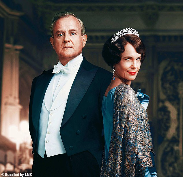 , Elizabeth McGovern gets glamorous makeover to play screen legend Ava, The Today News USA