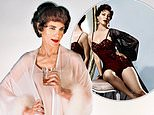 Elizabeth McGovern gets glamorous makeover to play screen legend Ava