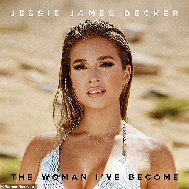 'It's unlike any record I've ever created': On October 22, Jessie will drop her seven-song EP The Woman I've Become featuring her singles Not In Love With You and Should Have Known Better
