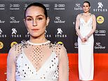 Noomi Rapace attends The Lamb premiere at Sitges Film Festival