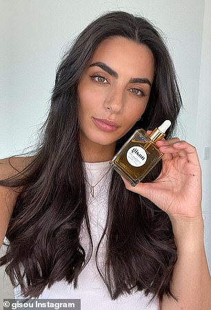 The brand has been steadily growing ever since, with Negin also using it as an opportunity to raise awareness about saving the bees