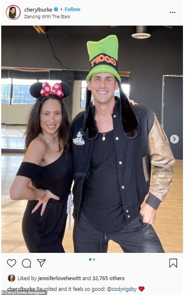 The latest:Cheryl Burke, 37, and Cody Rigsby, 34, are ready to return to the ballroom for Monday's edition of Dancing with the Stars after both tested positive for breakthrough cases of COVID-19 weeks back