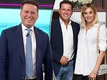 Today show host Karl Stefanovic jokes about his sex life with wifeJasmine Yarbrough