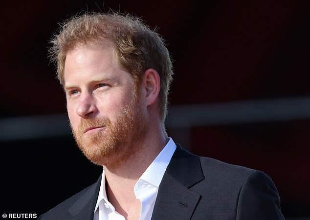 BetterUp, which hired Prince Harry in March, has topped £3billion after securing new funding from some of Silicon Valley's biggest players