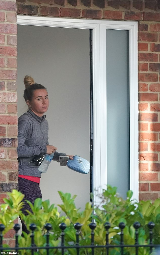 , Footballer Jarrod Bowen spotted leaving Dani Dyer's Essex home, The Today News USA