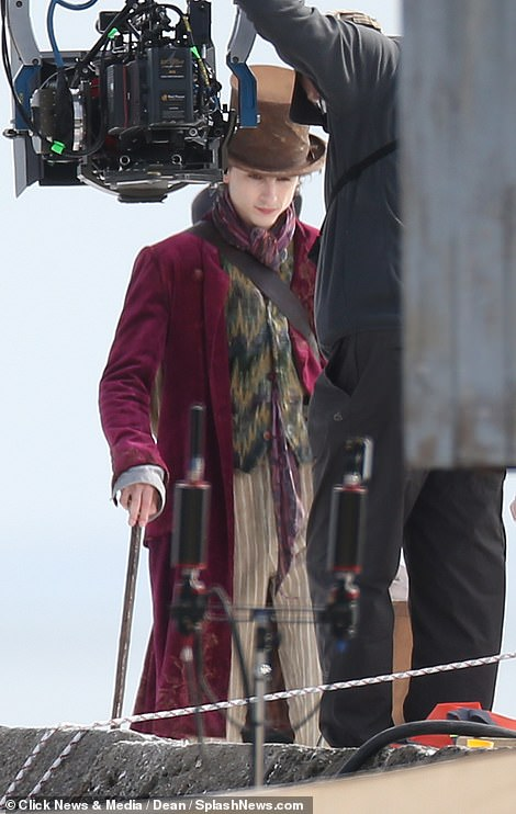 Plot: The Wonka prequel will follow young Willy Wonka's adventures before he builds his world-famous chocolate factory