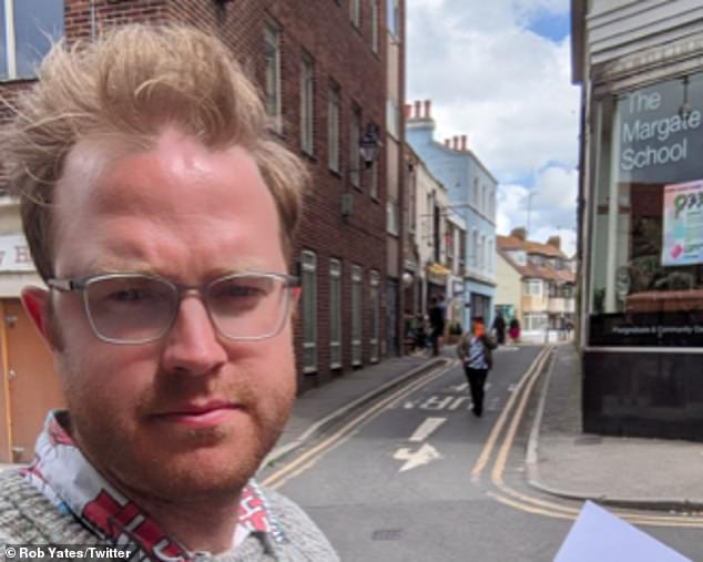 Cllr Rob Yates, a Labour councillor for Margate, is set to propose a motion that would introduce letting limits and planning restrictions imposed in the entire Thanet district