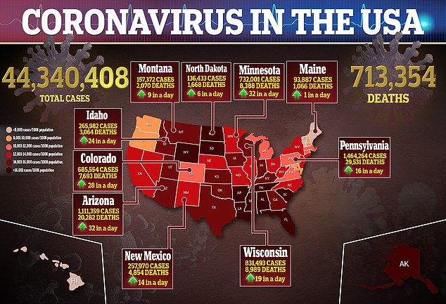 , Unvaccinated people have 97% reduced risk at contracting COVID-19 as family members get immune, The Today News USA