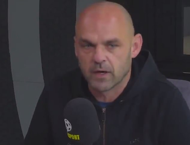 Danny Murphy has warned Newcastle United's new owners against sacking under-fire Bruce