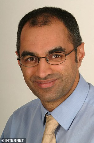 Naveed Sattar is a professor of metabolic medicine at the University of Glasgow. He says: 'For some it may be too much to completely overhaul diets'