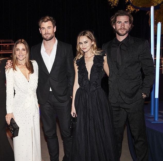 , Liam Hemsworth's girlfriend Gabriella Brooks sizzles in Seafolly campaign, The Habari News New York