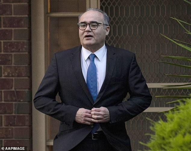 Former Victorian ministerAdem Somyurek has been accused of branch stacking