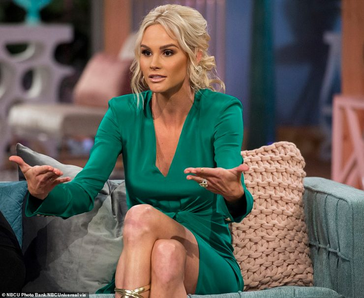 Meghan claimed that she no longer though Jim had an affair in a later blog post, but she questioned why he and Carly allegedly lied about spending time together