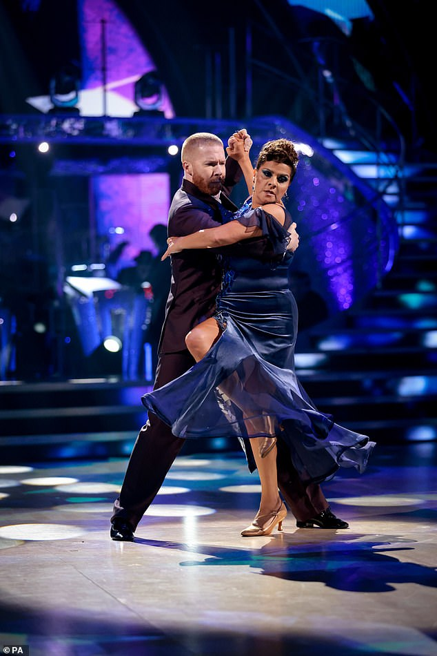 Back Down: Nina Wadia Claims She Was Booted First Due To Craig Ravel Horwood's Rigorous Scoring Of Tango In The Second Week Of Strictly Come Dancing