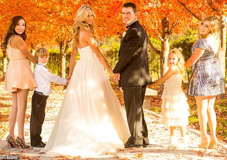 , PICTURED: Meghan King and her three kids join the Biden clan as she weds Cuffe Owens, The Evepost National News