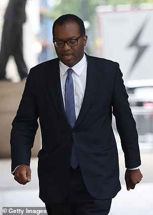 Business Secretary Kwasi Kwarteng was a strong advocate for the bailout