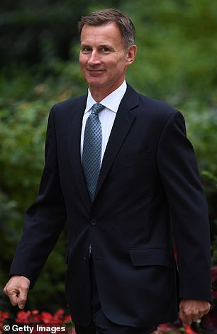 Jeremy Hunt admits he was part of 'groupthink' that focused too heavily on the flu and failed to adequately plan for a coronavirus pandemic.