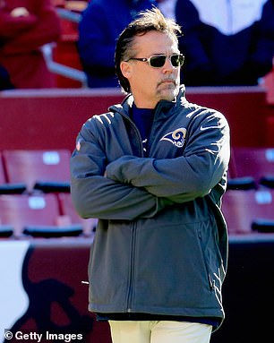 Former St. Louis Rams head coach Jeff Fisher