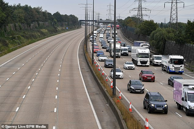 , M25 remains shut 10 hours after lorry and car smash left three people 'seriously injured', The Today News USA