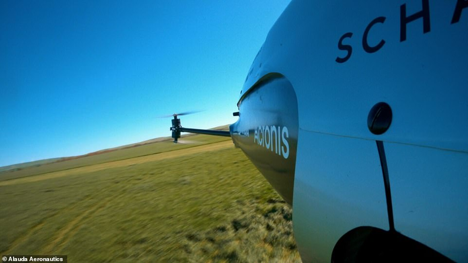 , World's first electric flying race-cars take to the skies over Adelaide, The Today News USA