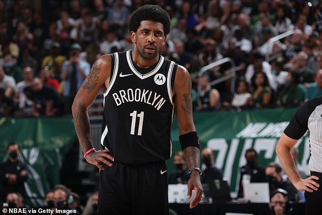 Faced with the prospect of playing home games without unvaccinated guard Kyrie Irving, the Brooklyn Nets have decided to completely sideline the NBA All-Star until a permanent solution can be reached