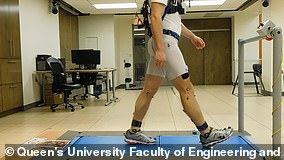 , Scientists develop an exoskeleton to help amputees walk with much less effort, The Today News USA