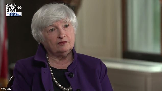 , 'This has been seriously mischaracterized': Janet Yellen defends plan for IRS to snoop on accounts, The Evepost National News