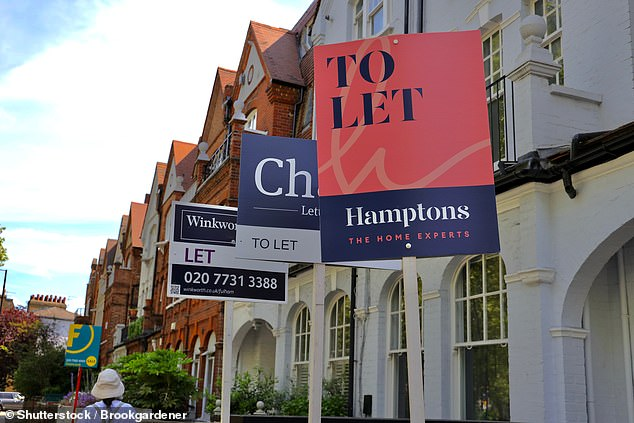 Tenants are returning to city centres after temporarily moving out, new research suggests