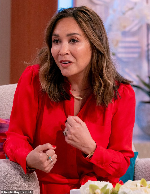 , Myleene Klass admits she couldn't enjoy being pregnant with son Apollo, 2, after four miscarriages, The Today News USA