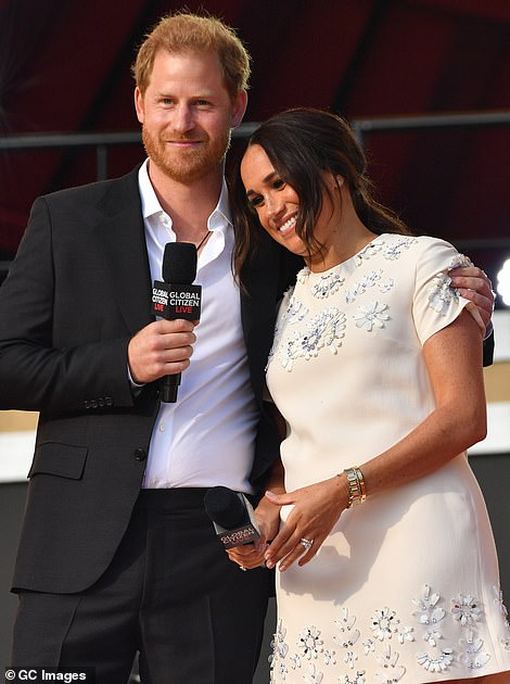 Meghan and Harry are becoming 'impact partners' and investors at sustainable investing firm Ethic.