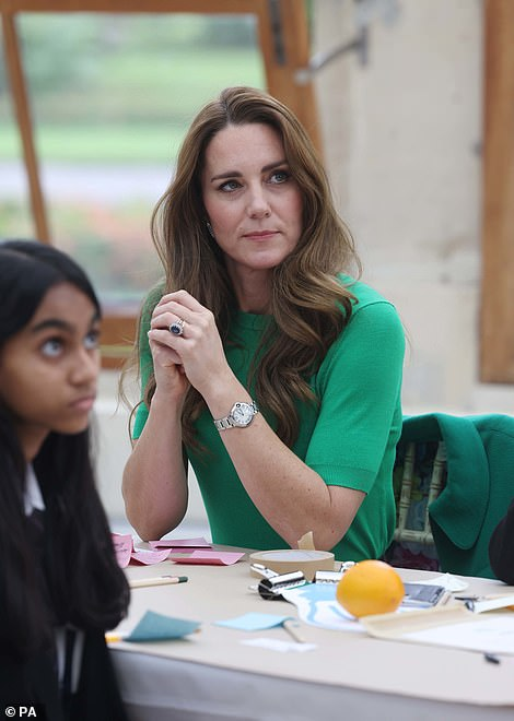 , Kate Middleton and Prince William promote 'Generation Earthshot' at Kew Gardens, Nzuchi Times National News
