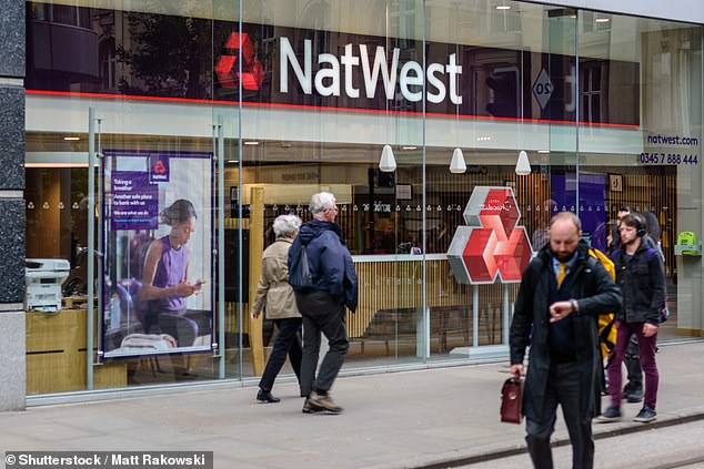 Natwest is offering £100 to new and existing customers who switch with an additional £50 injection for those who stay for a further nine months