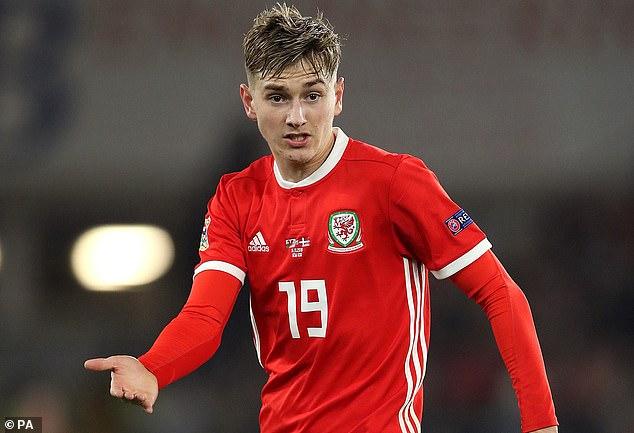The 24-year-old Wales international, capped 21 times, left international duty last week