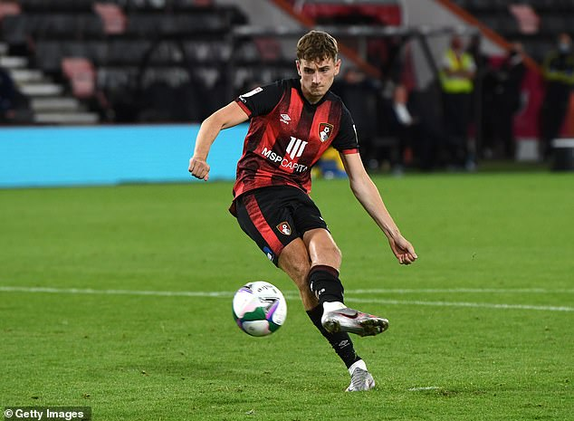 The Bournemouth winger will undergo treatment next week after an initial positive prognosis