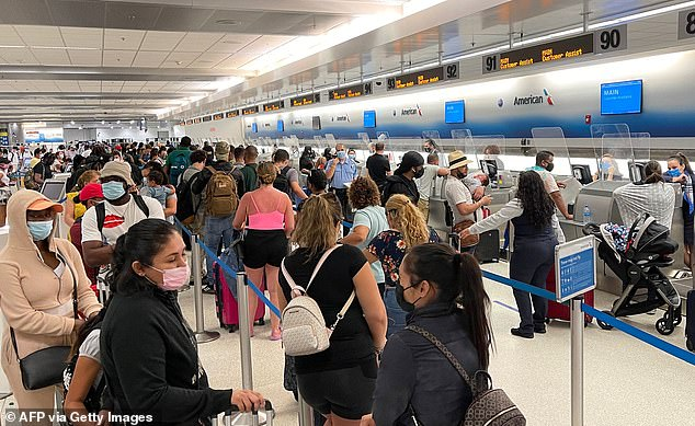With Thanksgiving approaching and COVID restrictions relaxed from last year, experts say expect high airfares, long lines, and sudden cancellations