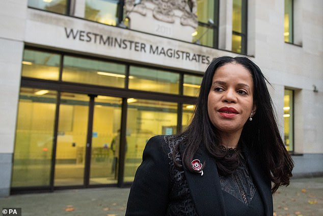 , MP Claudia Webbe is found guilty after she told 'string of untruths' over harassment campaign, The Today News USA