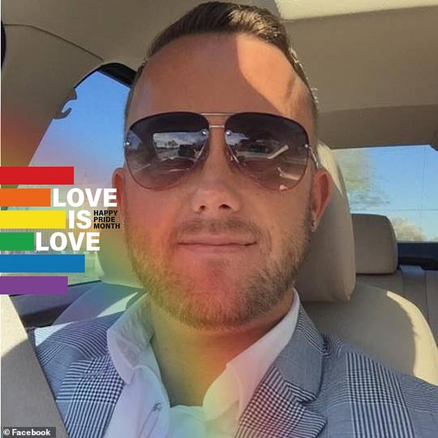 Hampton Roads Pride is holding a candlelight vigil for Arn-Oelschlegel Thursday night. He was considered a dedicated member of the local LGBTQ family
