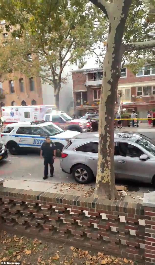 , NYPD officer, 31, 'waits at home of ex and opens fire when she comes home with another woman', Nzuchi Times National News